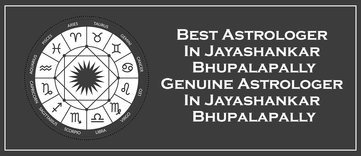 Best Astrologer in Jayashankar Bhupalapally