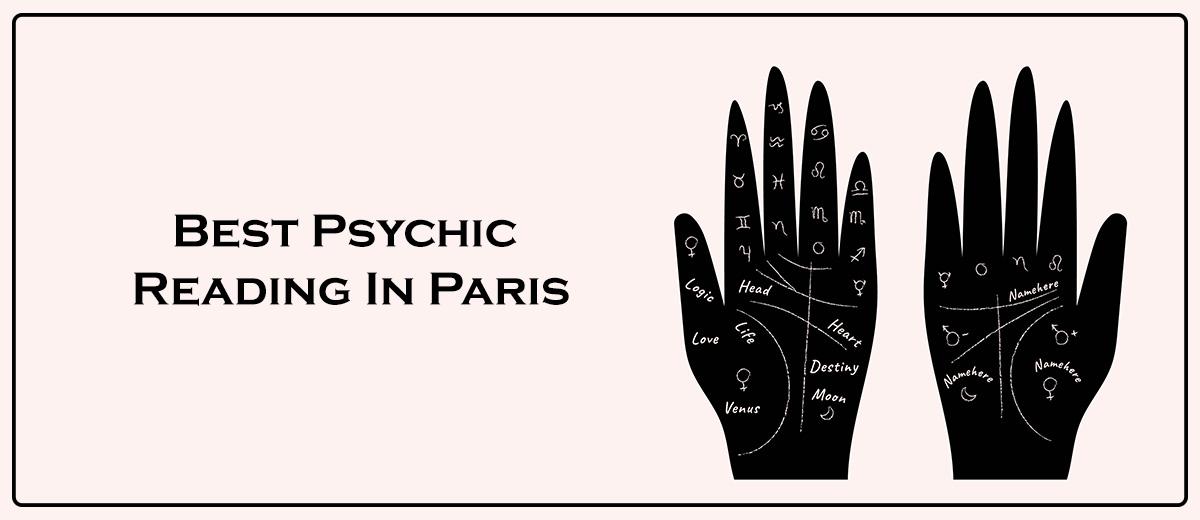 Best Psychic Reading In Paris