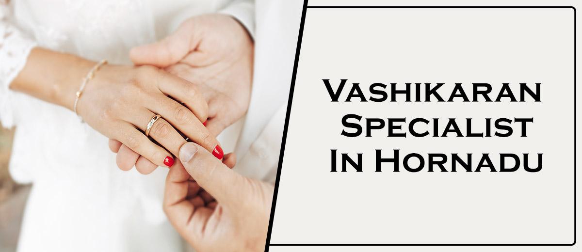 Vashikaran Specialist in Hornadu