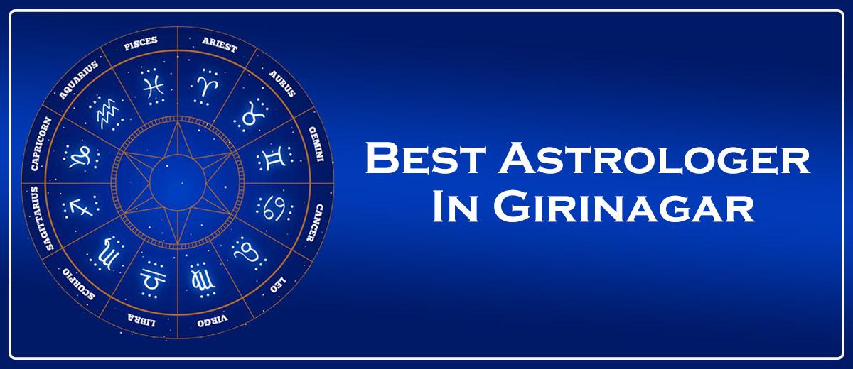 Best Astrologer In Girinagar