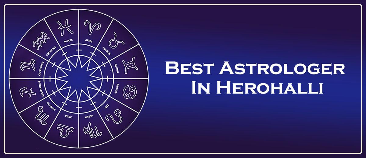 Best Astrologer In Herohalli