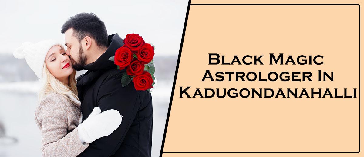 Black Magic Astrologer In Kadugondanahalli