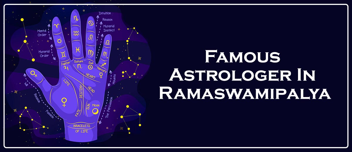 Famous Astrologer In Ramaswamipalya