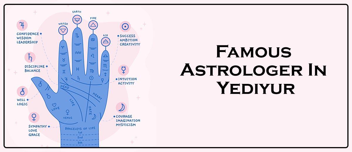 Famous Astrologer In Yediyur
