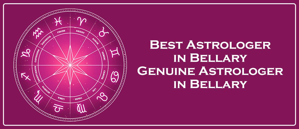 Best Astrologer In Bellary