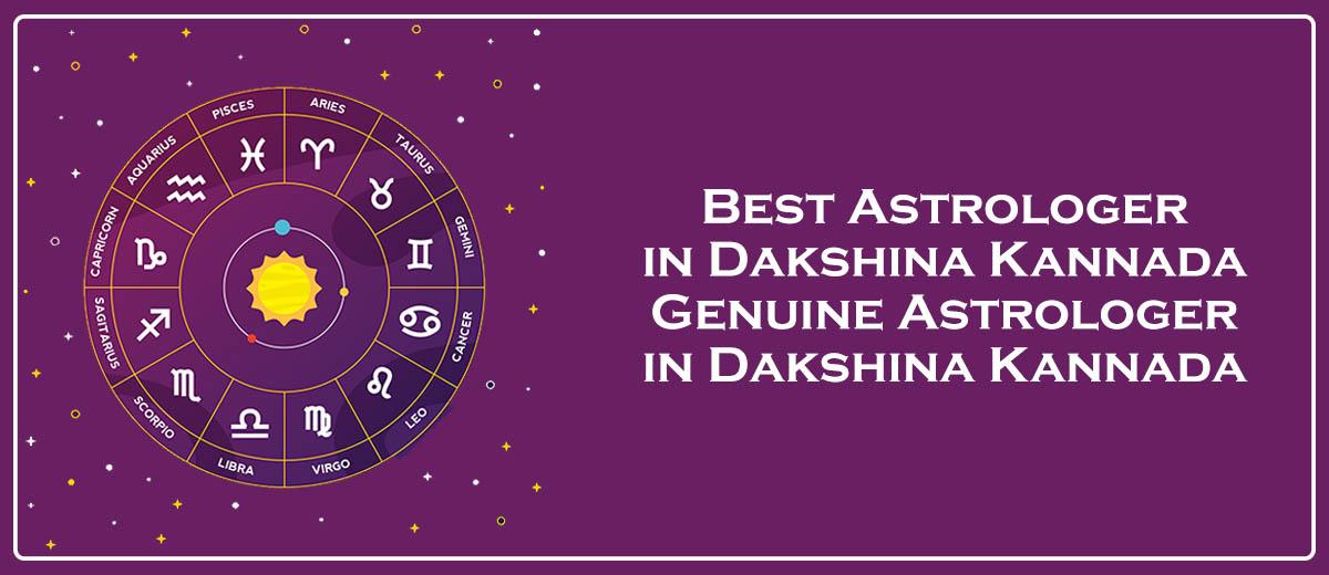 Best Astrologer in Dakshina Kannada