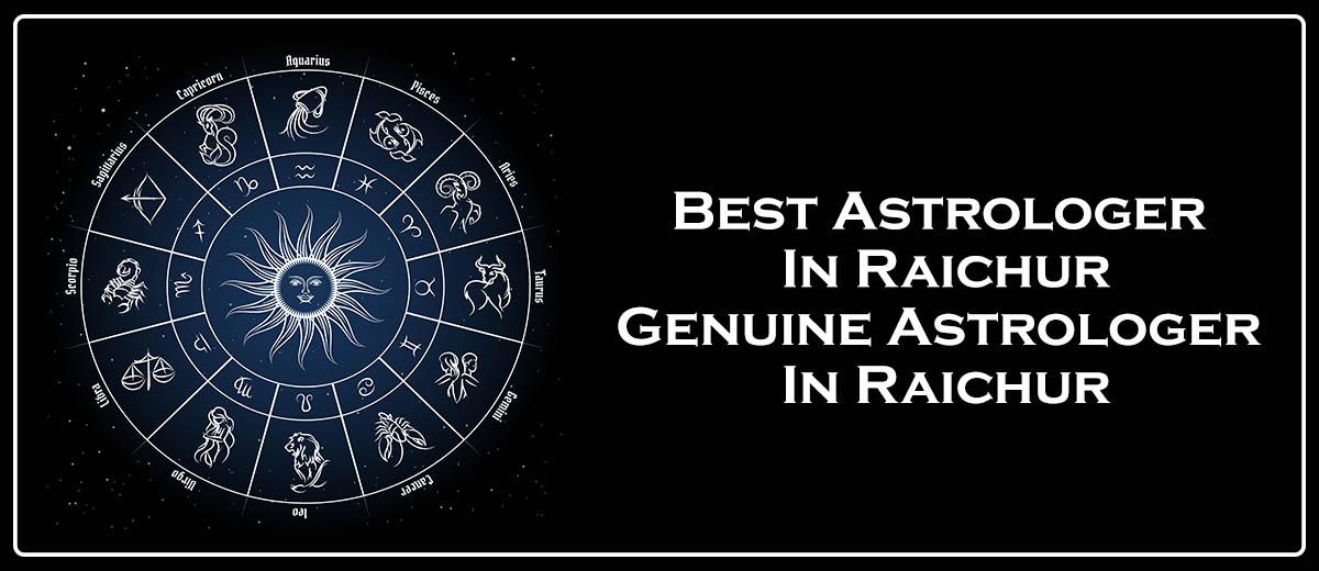 Best Astrologer in Raichur