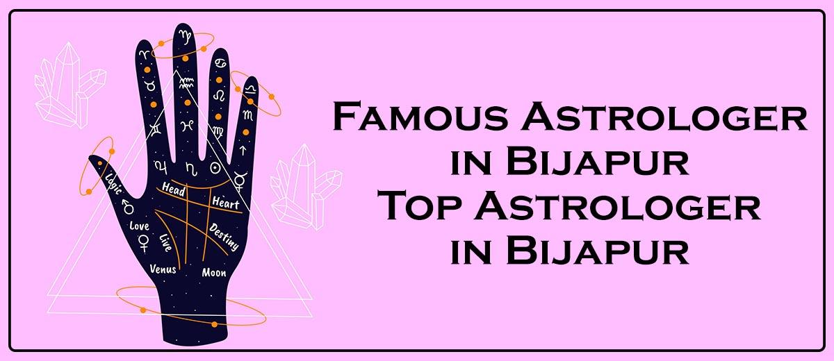 Famous Astrologer In Bijapur