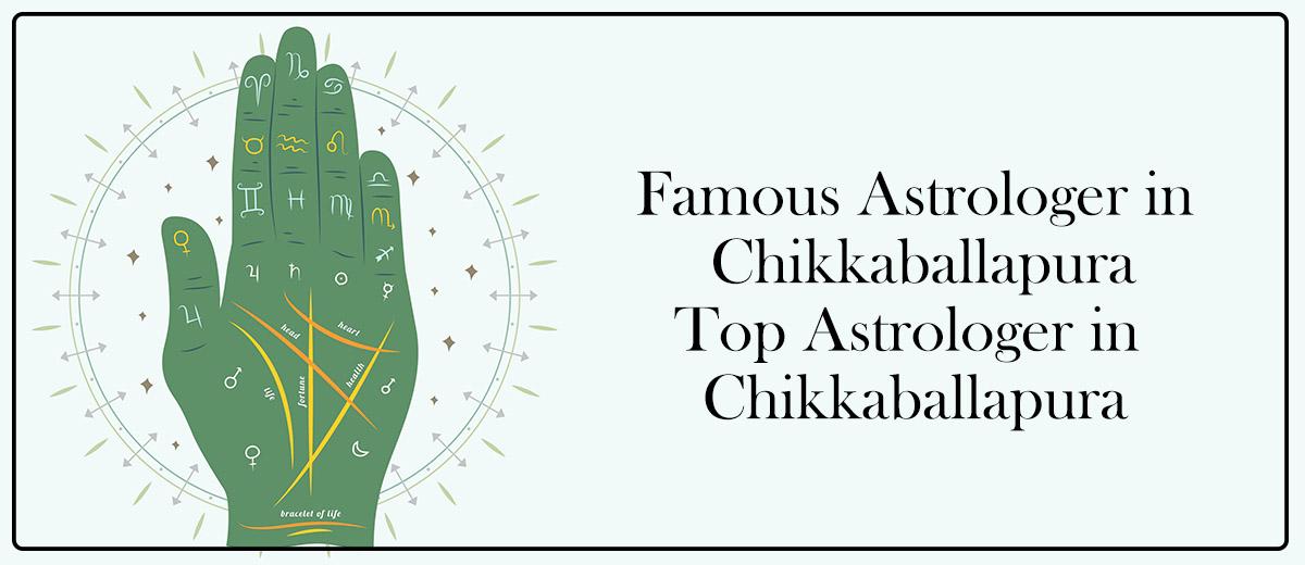 Famous Astrologer in Chikkaballapura