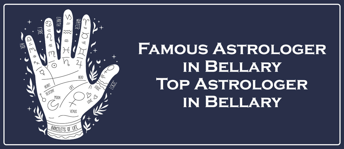 Famous Astrologer In Bellary