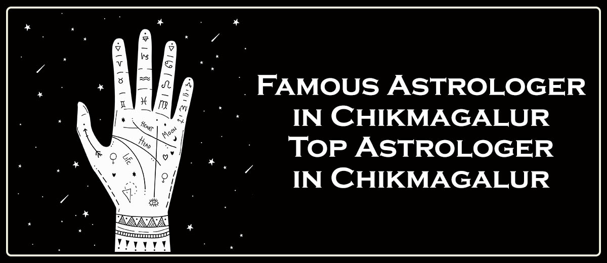 Famous Astrologer in Chikmagalur