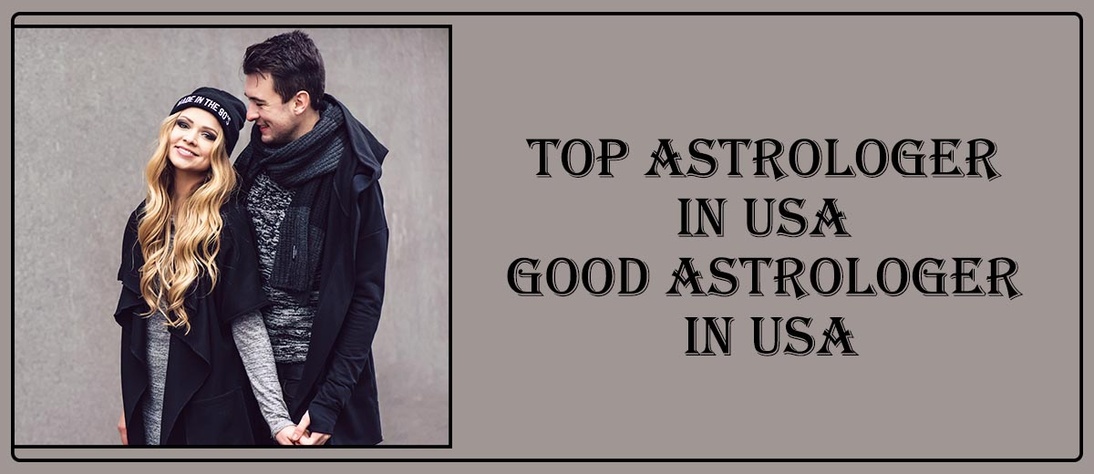 Top Astrologer in USA