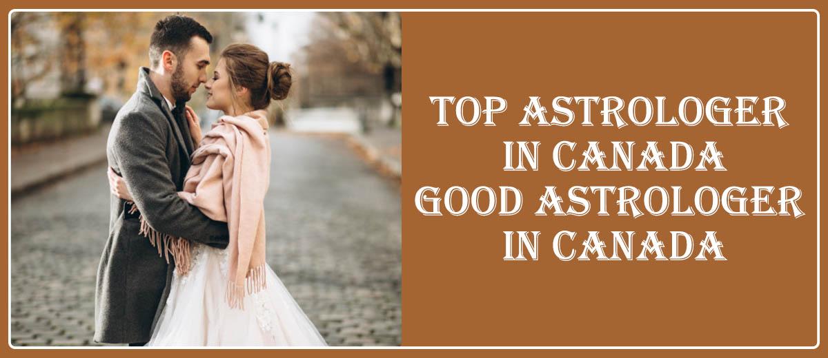 Top Astrologer in Canada