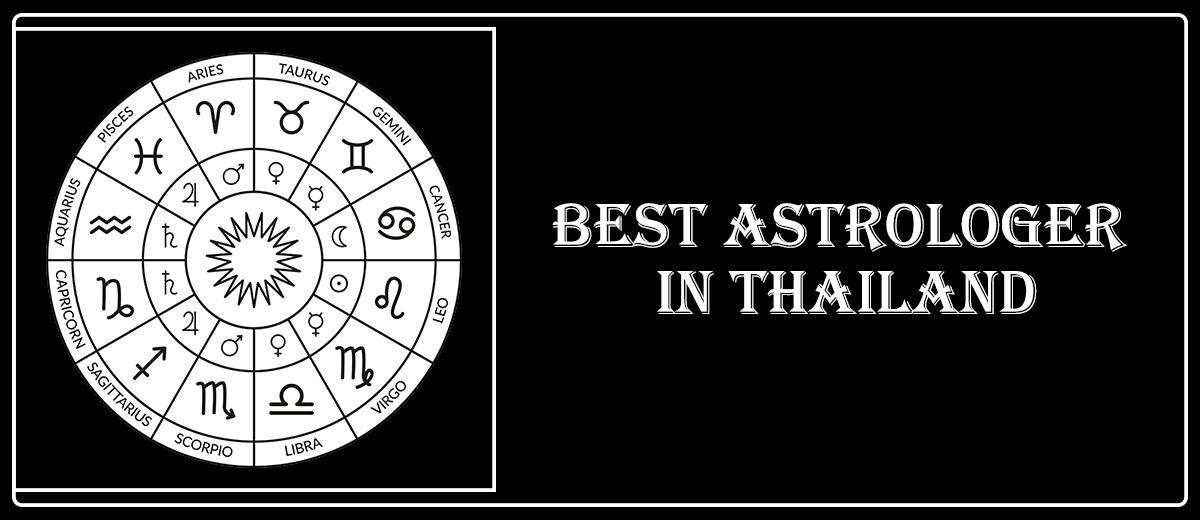 Best Astrologer in Thailand