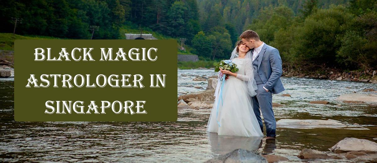 Black Magic Astrologer in Singapore
