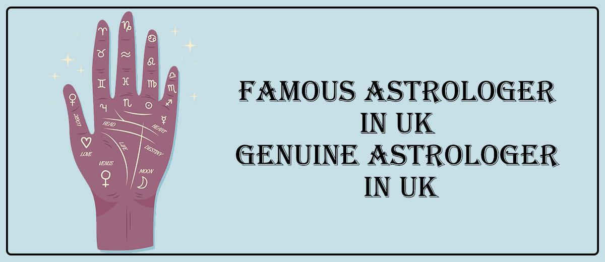 Famous Astrologer in UK