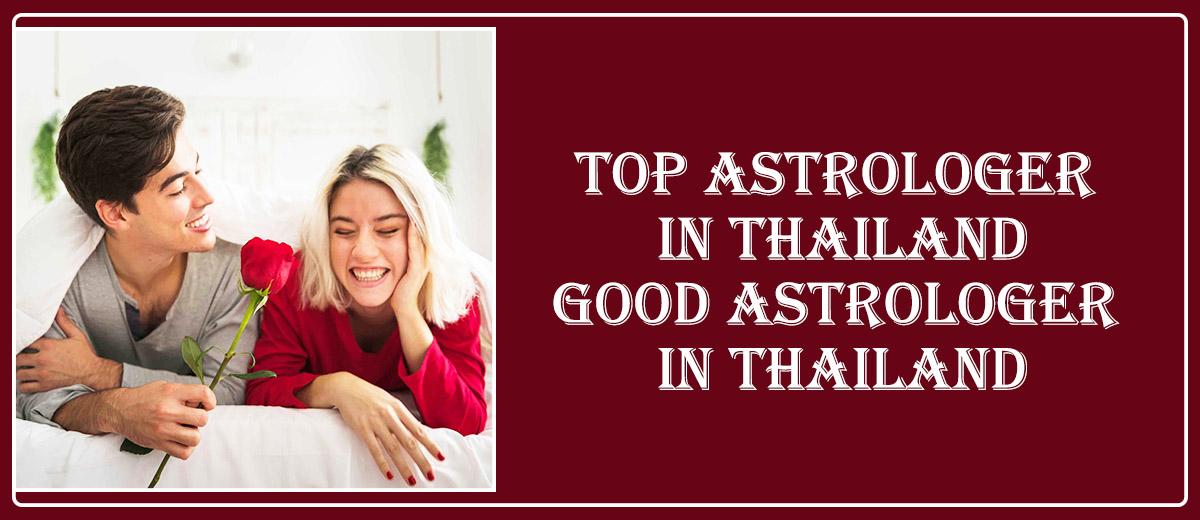 Top Astrologer in Thailand