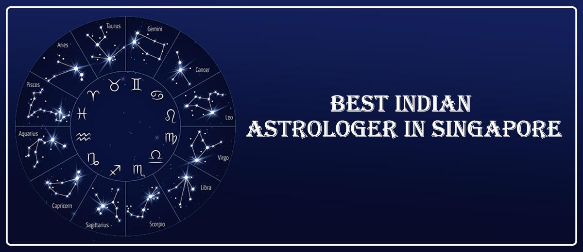 Best Indian Astrologer in Singapore