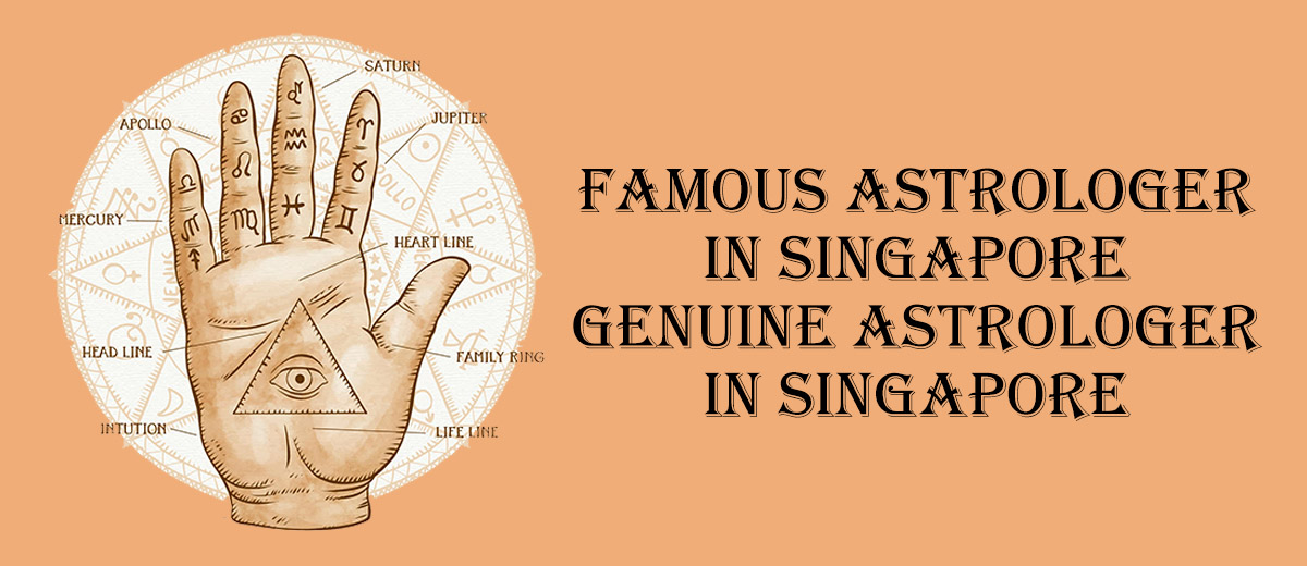 Famous Astrologer in Singapore